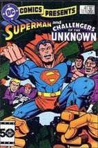 DC DC COMICS PRESENTS #84 VF - $1.99