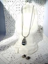 Cookie Lee Necklace & Earrings - Genuine Austrian Crystal #89037 & #89038 - New! - $30.00