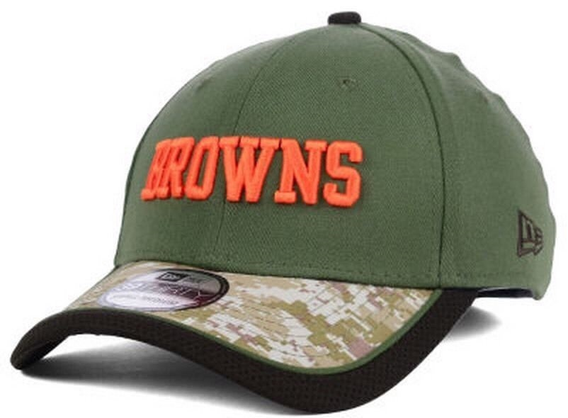 Cleveland Browns Salute To Service Sideline and 20 similar items. Brownshat1 f77e95ab0