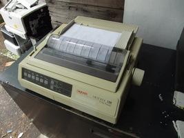 Okidata 320 microline printer - $90.00