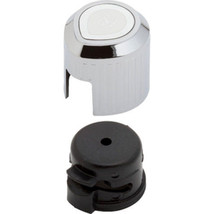 Moen Chateau Replacement Faucet Handle Cap Chrome Pack of 12 - $96.88