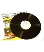 LP Vistula River Brass Band, Old Jazz Road (Muza) Polish Jazz, Near Mint... - $14.99