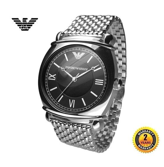 cfbc9e2e31f Emporio Armani Ar0282 Men Women Round Watch and 50 similar items. 57