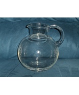 Tiffany & Co Pitcher UNiSYS Crystal Pot Belly P... - $54.97