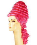 QUALITY WOMEN'S PINK MARIE ANTOINETTE COSTUME WIG - $69.95