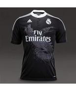 Real Madrid 2014/15 3rd UEFA Soccer Jersey - $100.00