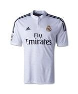 REAL MADRID 2014-15 MEN HOME SOCCER JERSEY REPL... - $90.00