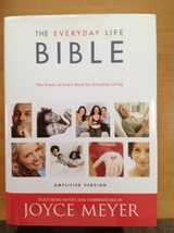 THE EVERYDAY LIFE BIBLE AMPLIFIED VERSION NEW H... - $20.00