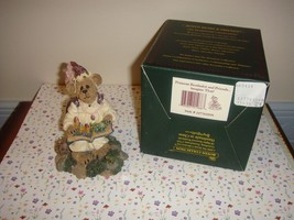 Boyds Bears Bearstone Princess Readsalot & Friends Imagine Special Editi... - $14.99