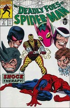 Marvel The Deadly Foes Of Spider Man #3 Vf - £0.71 GBP