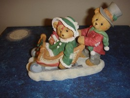 Cherished Teddies Lindsey And Lyndon, 1996 Special Preview Edition - $18.99