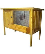 rabbit cage hutch small animal nesting home pet... - $210.82
