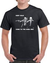 167 Keep Calm mens T-shirt vader dark side star... - $15.00
