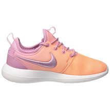 Nike Women's Roshe Two BR Orchid/Gold/White 896445-500 - £78.23 GBP