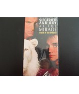 Siegfried and Roy at the Mirage: Masters of the Impossible (VHS) - $1.97