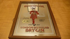 VINTAGE BEEFEATER LONDON DISTILLED  DRY GIN MIR... - $94.03
