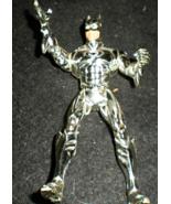 Batman- Silver Chrome Batman Action Figure Kenner 1996 - $5.95