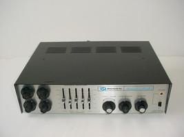 Bogen Acousta Master CT-35 PA Amplifier Equalizer Vintage - $54.39