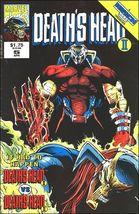 Marvel DEATH'S HEAD II (1992 Series) #5 NM - $0.99