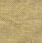 FABRIC CUT 35ct parchment linen 13x16 Williamsburg Welcome Sampler  - $14.00