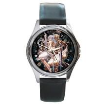 Pandora's Tower Game Leather Watch Wristwatch - $12.00