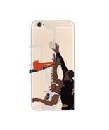 "FCM Sports Phone Cases ""Believeland"" Basketball Clear TPU iPhone Case - $19.98"