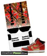 Nikeelitesockswhiteblacktwix thumbtall