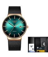 LIGE Sports Date Mens Watches Top Brand Luxury Waterproof Fashion Cool W... - $37.55