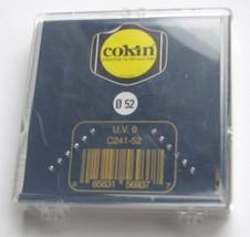 52mm Cokin UV Digital Lens Filter High Resoluti... - $17.45