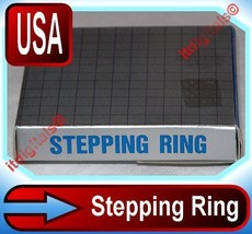 Step Down Metal Stepping Ring 62-58mm 62mm Lens... - $7.99