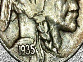 Buffalo Nickel 1935, 1936 and 1937  AA20BN-CN6089 image 6