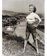 Marilyn Monroe Old Sexy 2-Sided Pin-up Poster Print! - $6.64