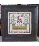 Li'l Abby - Gentleness cross stitch chart Abby Rose Designs - $6.00