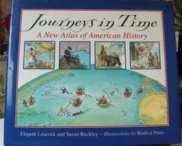 Journeys In Time A New Atlas Of American History - $12.99