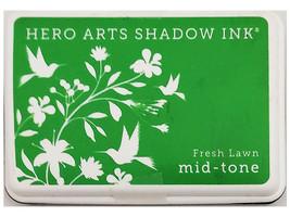 Hero Arts Shadow Ink Fresh Lawn Mid-Tone Ink Pad - $3.99
