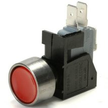 Red 10 Amp Push Momentary On Push Button Switch With Tab Terminals - $22.95