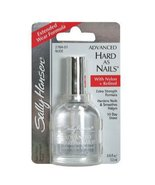 Sally Hansen Advanced Hard As Nails, Nude, 0.45 Fluid Oz - $8.99