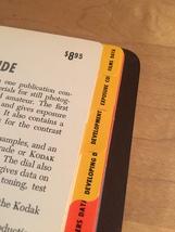 Kodak Darkroom Dataguide Book - 5th Edition, First 1976 edition image 3