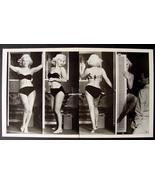 Marilyn Monroe Vintage Pin-up Centerfold Bikini Poster! - $11.05