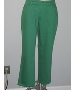 Style & Co Classic Green Jeans Size 12 Short - $18.00
