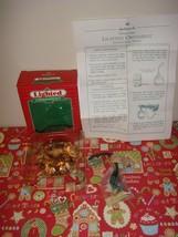 Hallmark 1987 Lacy Brass Snowflake Ornament - $10.69