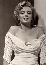 Marilyn Monroe old Pinup Print 1952 Life Magazine Photo  - $7.75