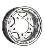 Douglas Billet Aluminum Center Bead Lock 17 Diameter 7.5 Inches Wide 5 L... - $628.89