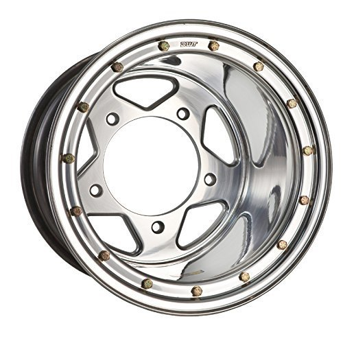 Primary image for Douglas Billet Aluminum Bead Lock 15 Inch Diameter 12 Inch Wide 5 Lug Vw For 14M