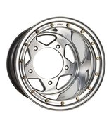 Douglas Billet Aluminum Bead Lock 15 Inch Diameter 12 Inch Wide 5 Lug Vw... - $533.89