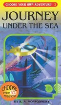 Journey Under the Sea (Choose Your Own Adventur... - $5.50