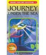 Journey Under the Sea (Choose Your Own Adventure #2) [Paperback] [May 23... - $5.50