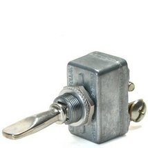 Super Heavy Duty 50 Amp Off / On Toggle Switch With Screw Terminals - $24.95