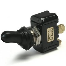 On / On 20 Amp Sand Sealed Toggle Switch With Screw Terminals - $24.95