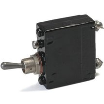 Sand Sealed Heavy Duty Automotive 40 Amp Toggle Switch Circuit Breaker With #10  - $54.92